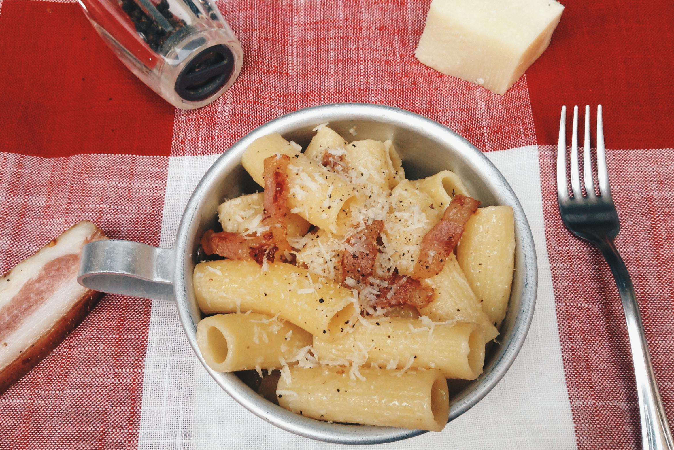 Pasta alla gricia: la ricetta originale romana della Gricia