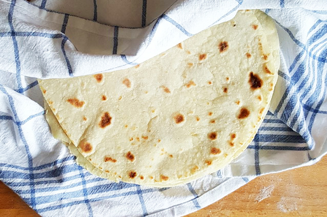 Tortillas di mais: la ricetta originale messicana