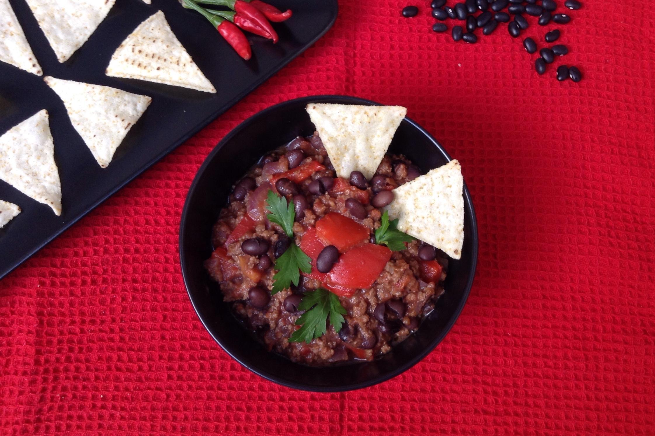 Chili con carne: la ricetta originale del piatto tex-mex