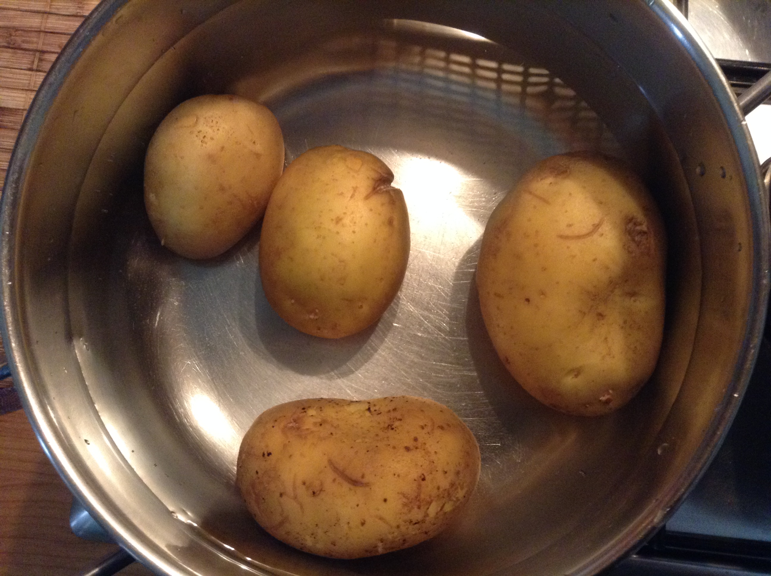 Patate per gnocchi