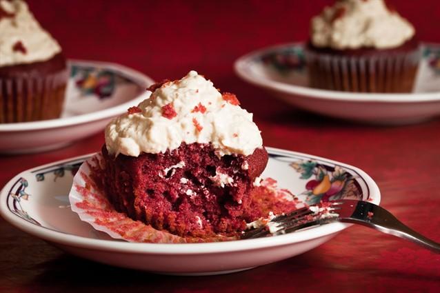 Red Velvet Cupcake: la ricetta originale per San Valentino