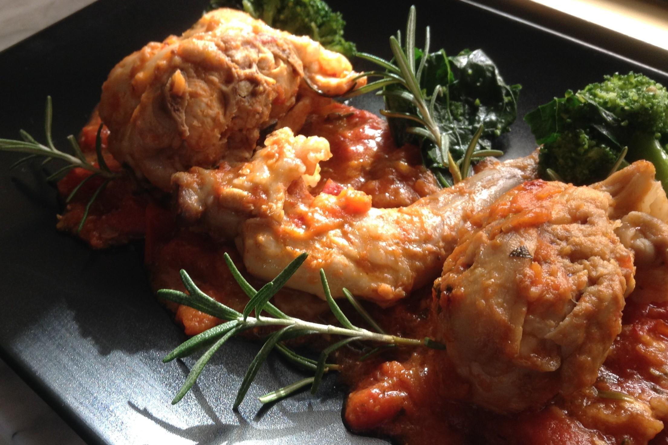 Coniglio alla cacciatora: la ricetta per prepararlo saporito e gustoso