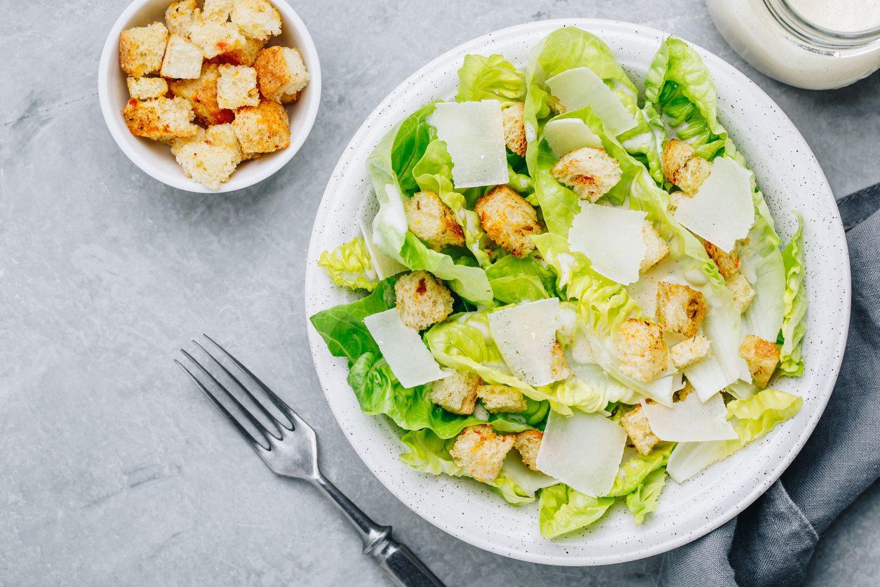 Caesar salad: la ricetta originale della celebre insalata americana