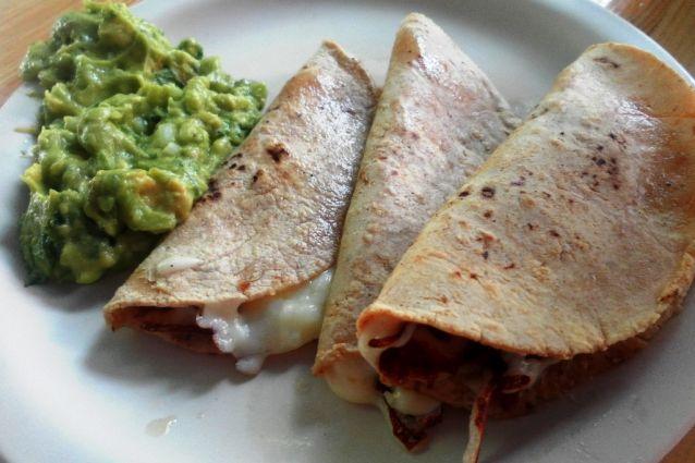 Quesadillas messicane: la ricetta originale delle tortillas al queso