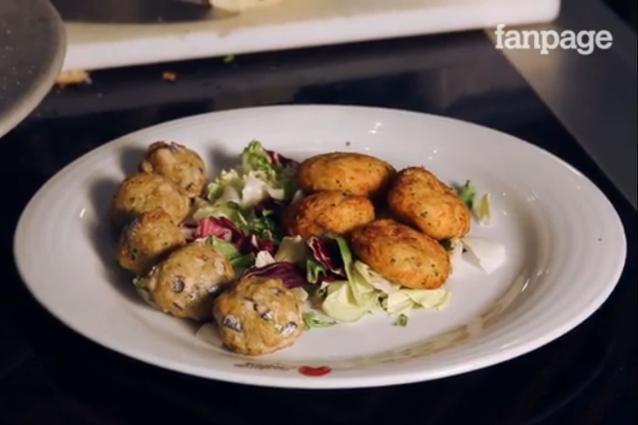 Polpette di baccalà: la ricetta da abbinare alle patate