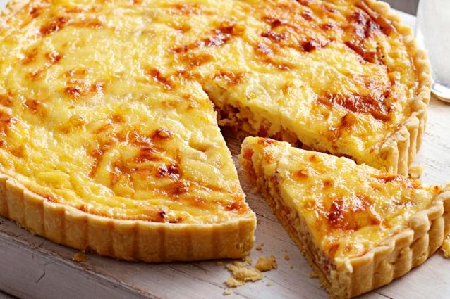Torta salata francese: la ricetta della quiche