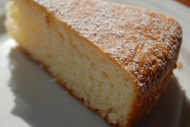 Ricetta Torta Senza Burro.Torta Margherita Senza Uova E Burro