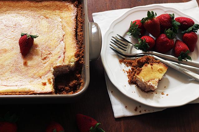Cheesecake alle fragole: la ricetta amata da tutti