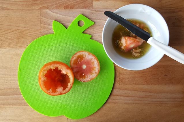 pomodori ripieni tonno taglio