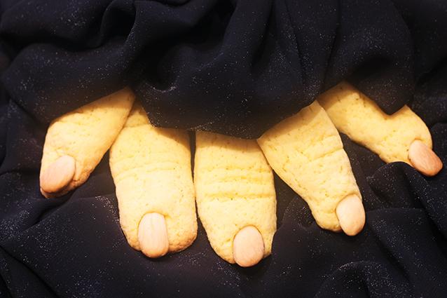Dita della strega: la ricetta dei biscotti di Halloween