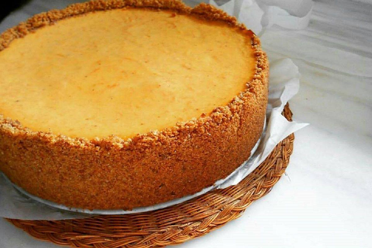 Cheesecake alla zucca: la ricetta del dolce dal sapore delicato