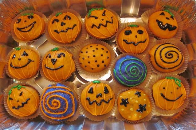 Cupcakes alla zucca: la ricetta di Halloween più originale di sempre