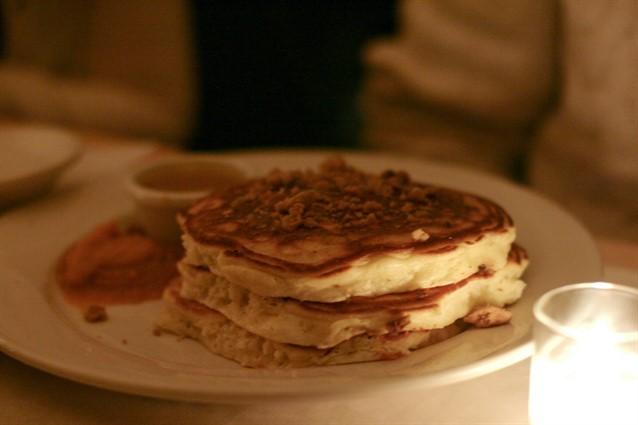 Pancakes dolci alla zucca: la ricetta del pancake di Halloween