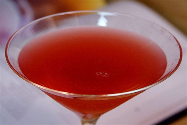 Cosmopolitan: la ricetta del cocktail di Sex and the City