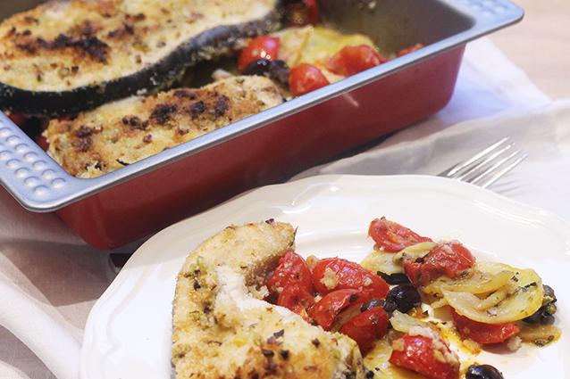 Pesce spada al forno: la ricetta per cucinarlo rapidamente