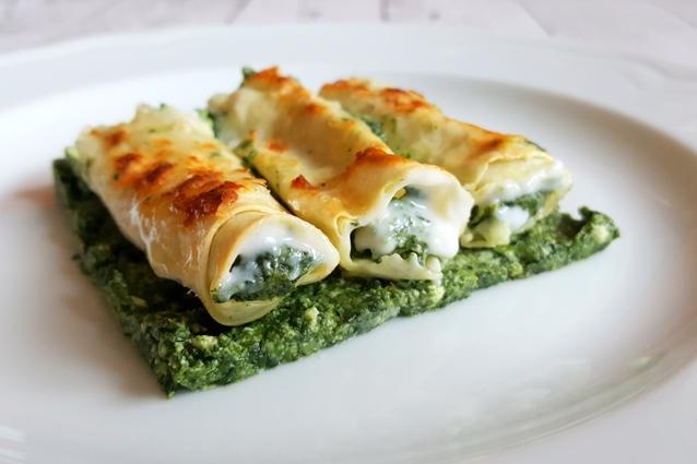 Cannelloni ricotta e spinaci: la ricetta facilissima per farli in casa
