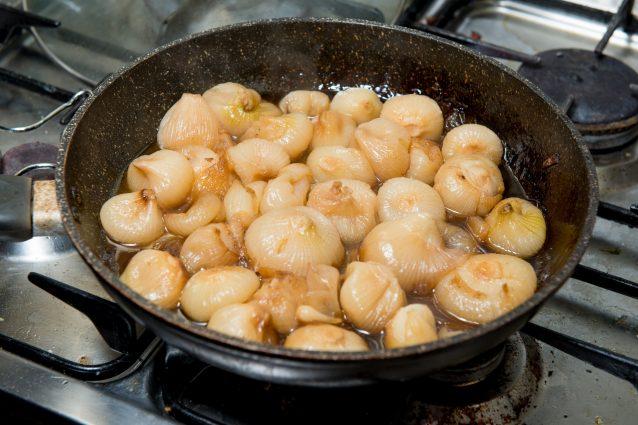 Cipolline in agrodolce: la ricetta per fare la conserva
