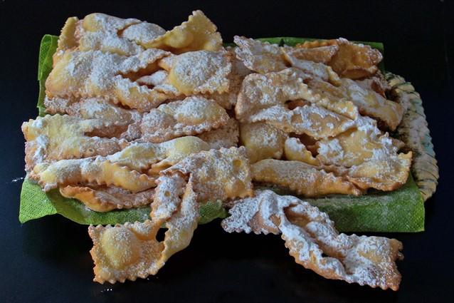 Frappe di carnevale: la ricetta per farle gonfie