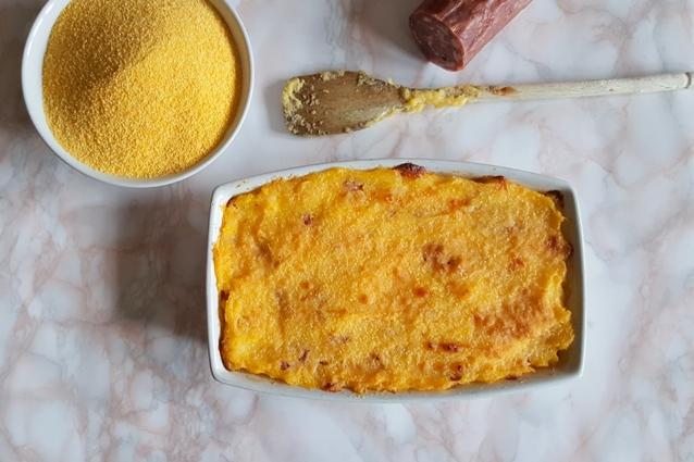 Migliaccio salato: la ricetta tradizionale napoletana del martedì grasso