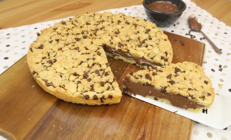 Torta cookie: la ricetta per prepararla cremosa in pochissimo tempo