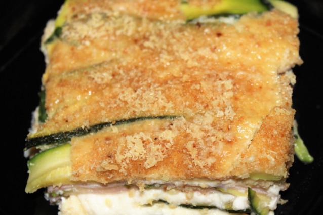 Parmigiana bianca di zucchine: la ricetta saporita e veloce da preparare