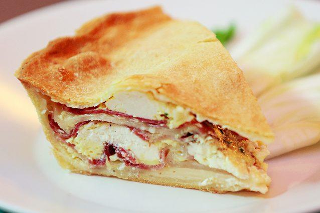 Pizza chiena: la ricetta tipica napoletana