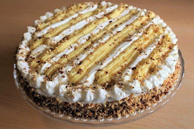 Torta chantilly: la ricetta classica per le feste di compleanno