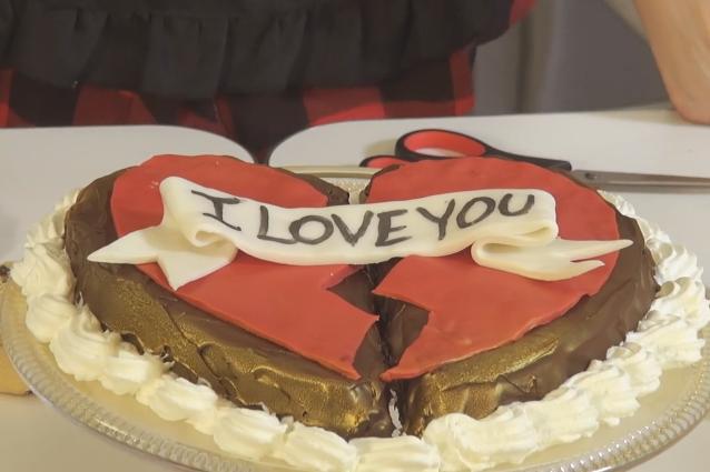 Torta di San Valentino: la ricetta della torta a cuore per gli innamorati