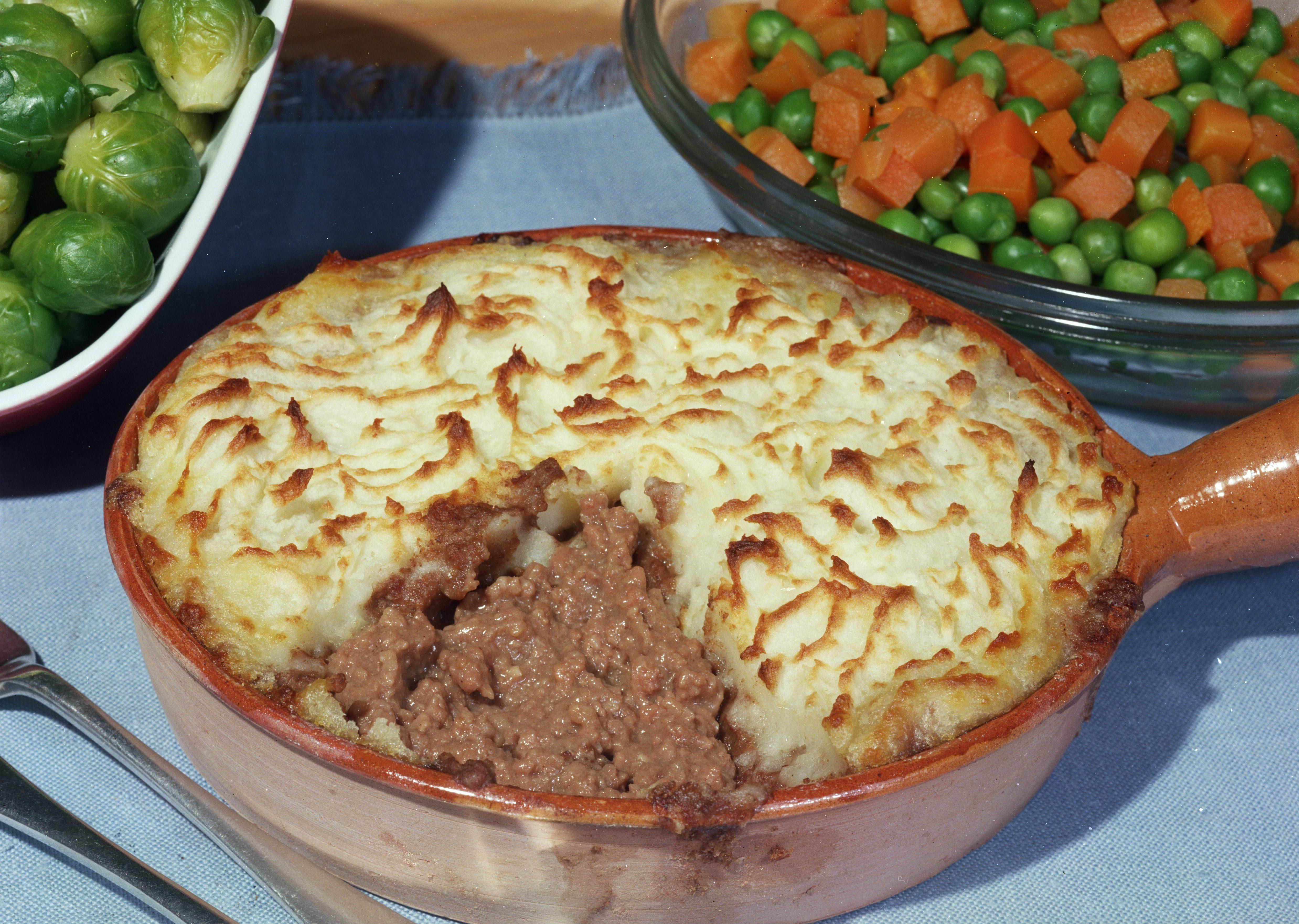 Shepherd's pie: ricetta dello sformato di origine anglosassone