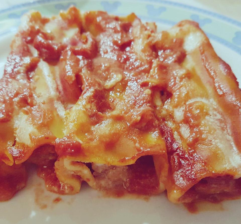 Cannelloni pasquali: la ricetta gustosa della tradizione