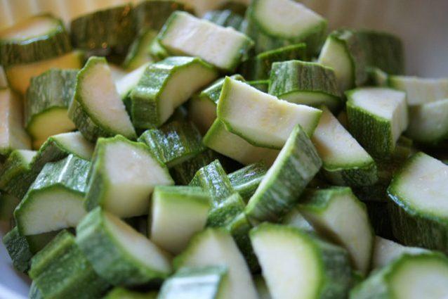 zucchine per couscous