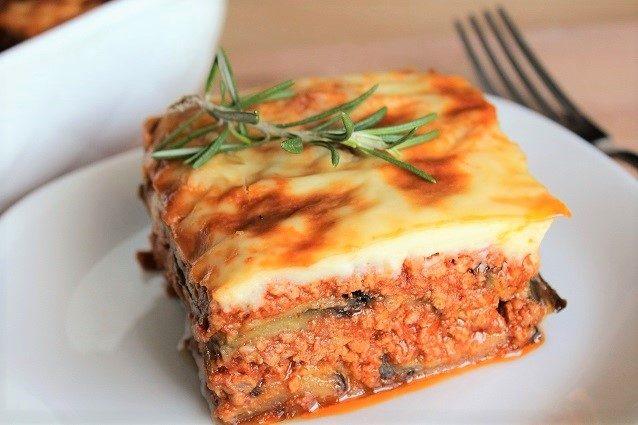 Moussaka: la ricetta originale del famoso piatto greco