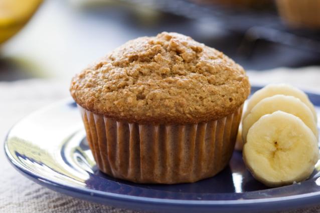 Ricetta Muffin Alla Banana.Muffin Alla Banana Ricetta Del Dolce Soffice E Gustoso