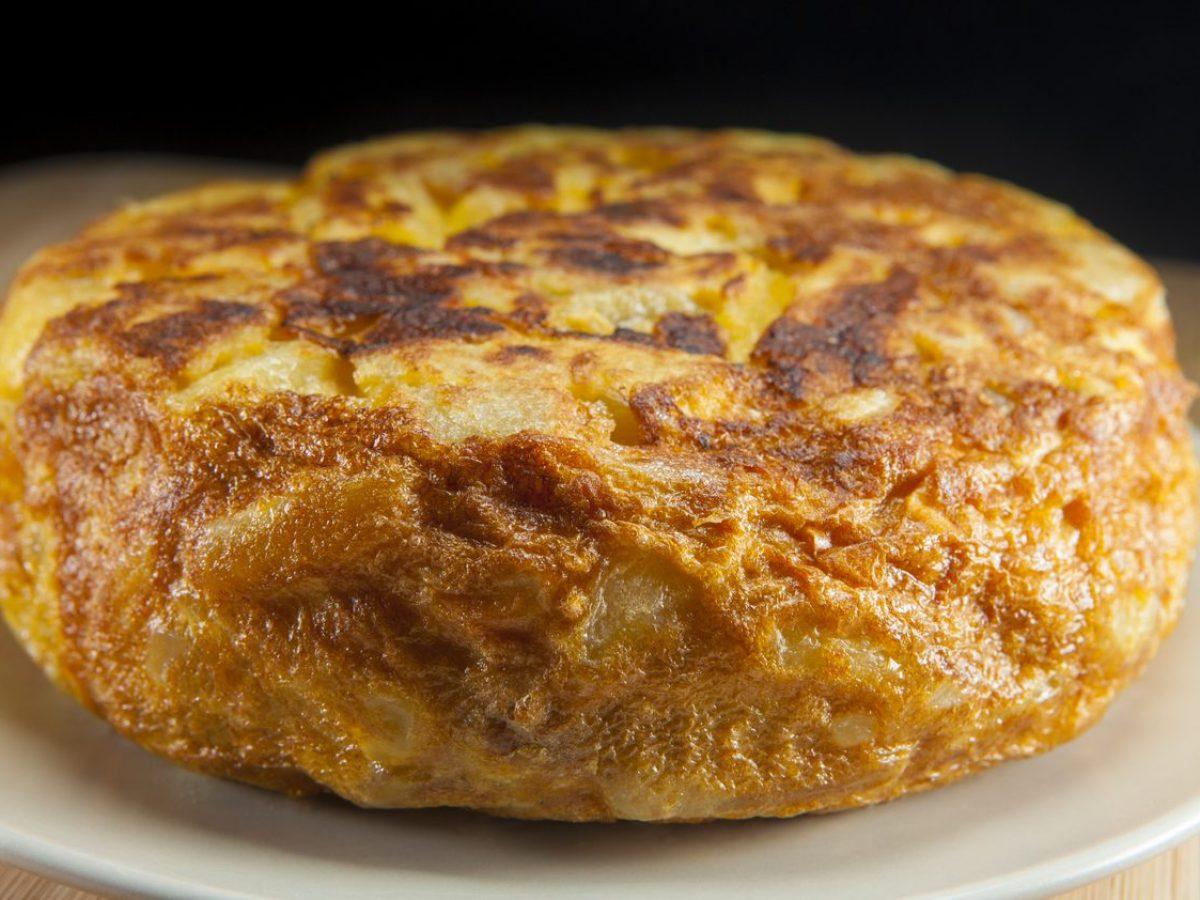 Ricetta Per Tortillas Spagnole.Tortilla Di Patate Ricetta Originale Della Frittata Di Patate Spagnola