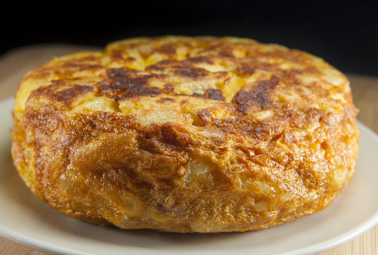 Tortilla di patate: ricetta originale della frittata di patate spagnola