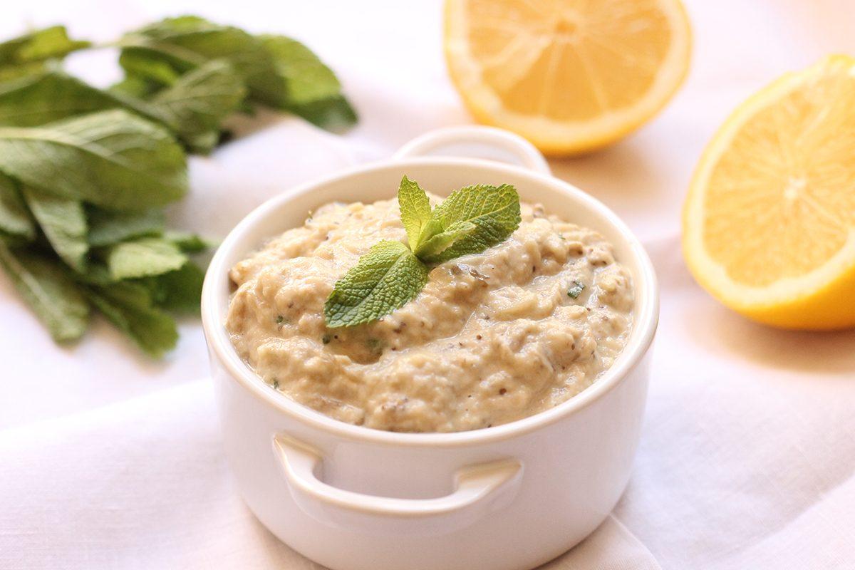 Babaganoush: la ricetta della crema di melanzane mediorientale