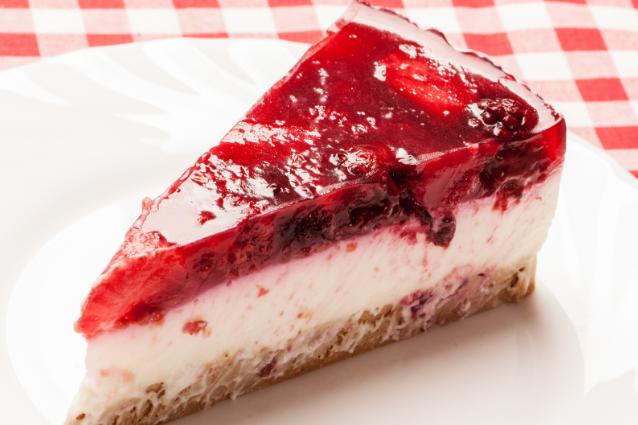 cheesecake alla marmellata ricetta