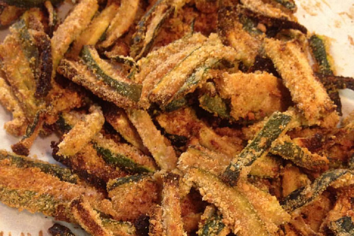 Zucchine al forno gratinate: la ricetta croccante e saporita