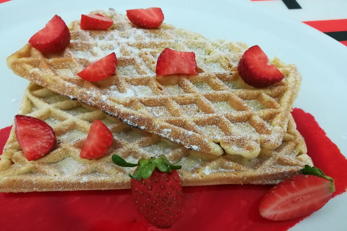 Waffle: la ricetta originale dei waffel morbidi e golosi
