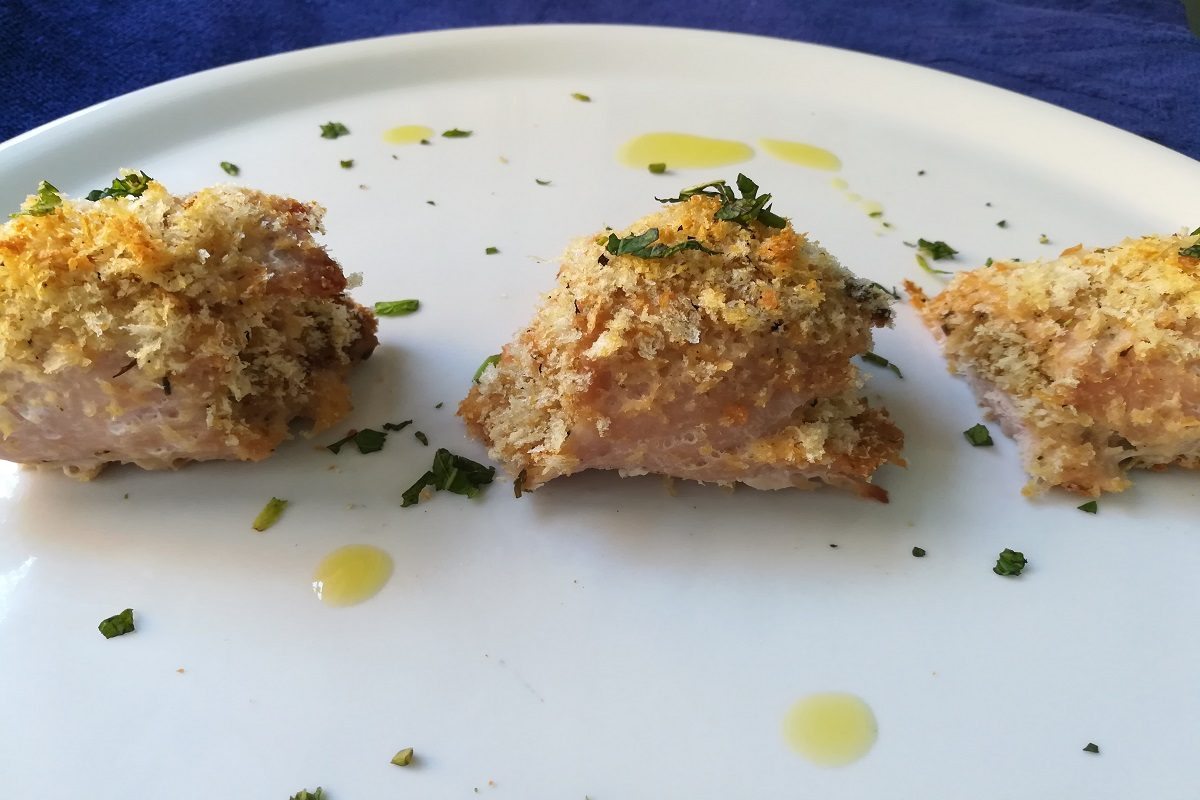 Involtini di pesce spada: ricetta veloce per un secondo di pesce invitante