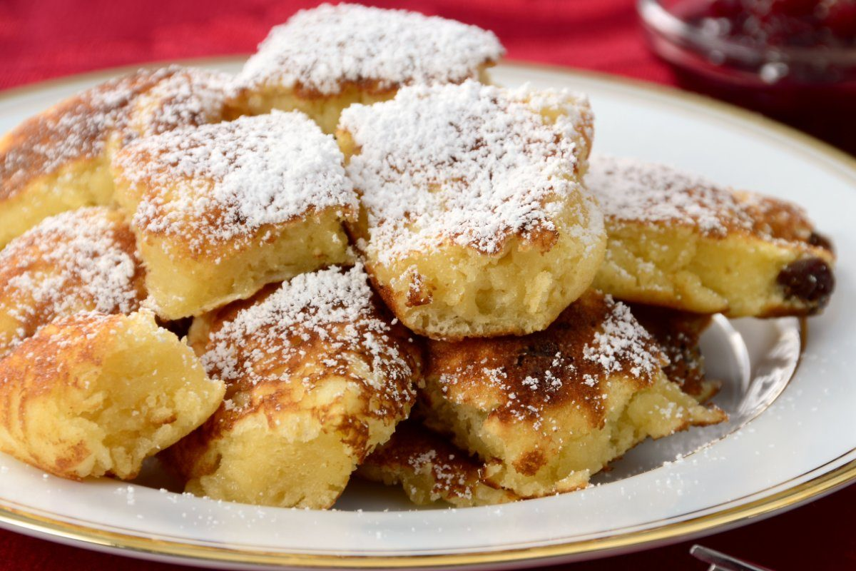 Kaiserschmarrn: la ricetta originale del dolce austriaco