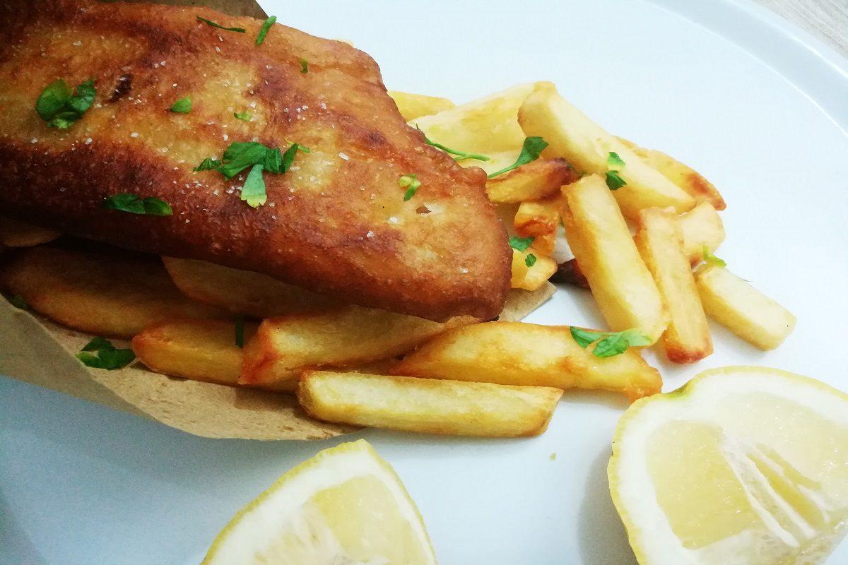 Fish and chips: la ricetta originale inglese