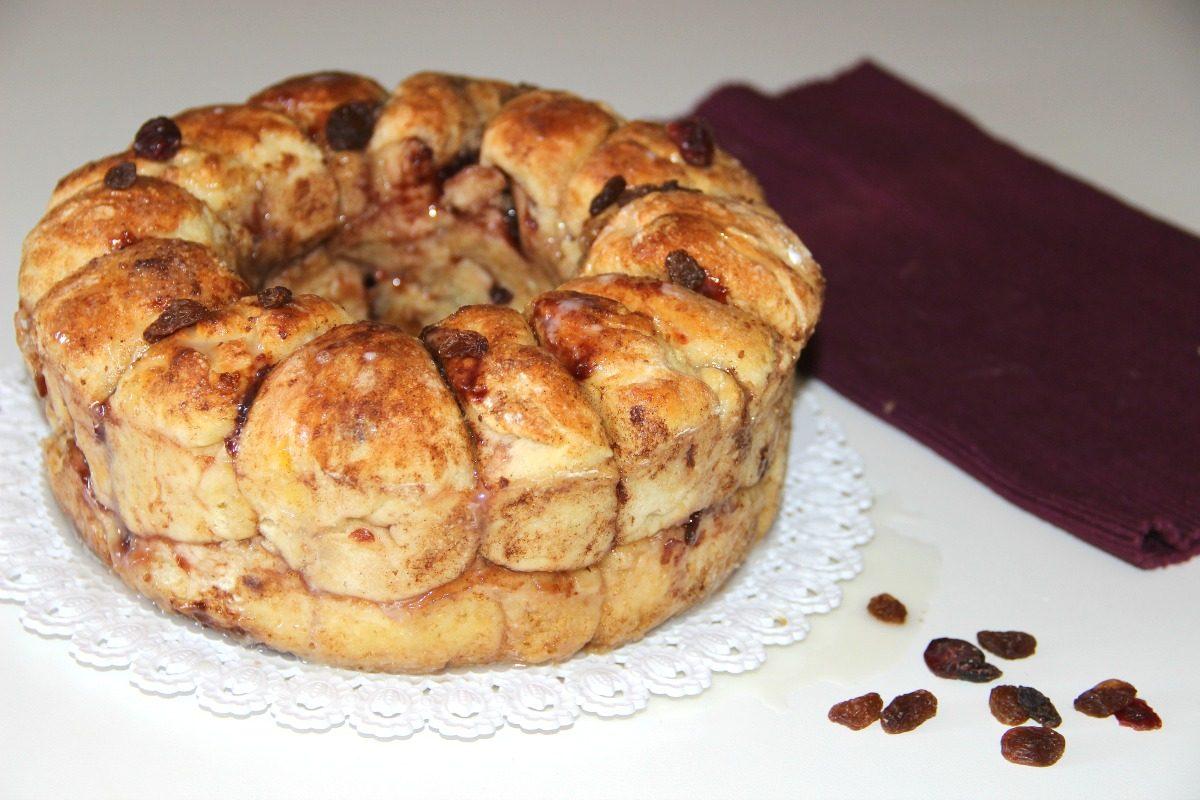 Monkey bread: la ricetta del pane dolce che profuma di cannella