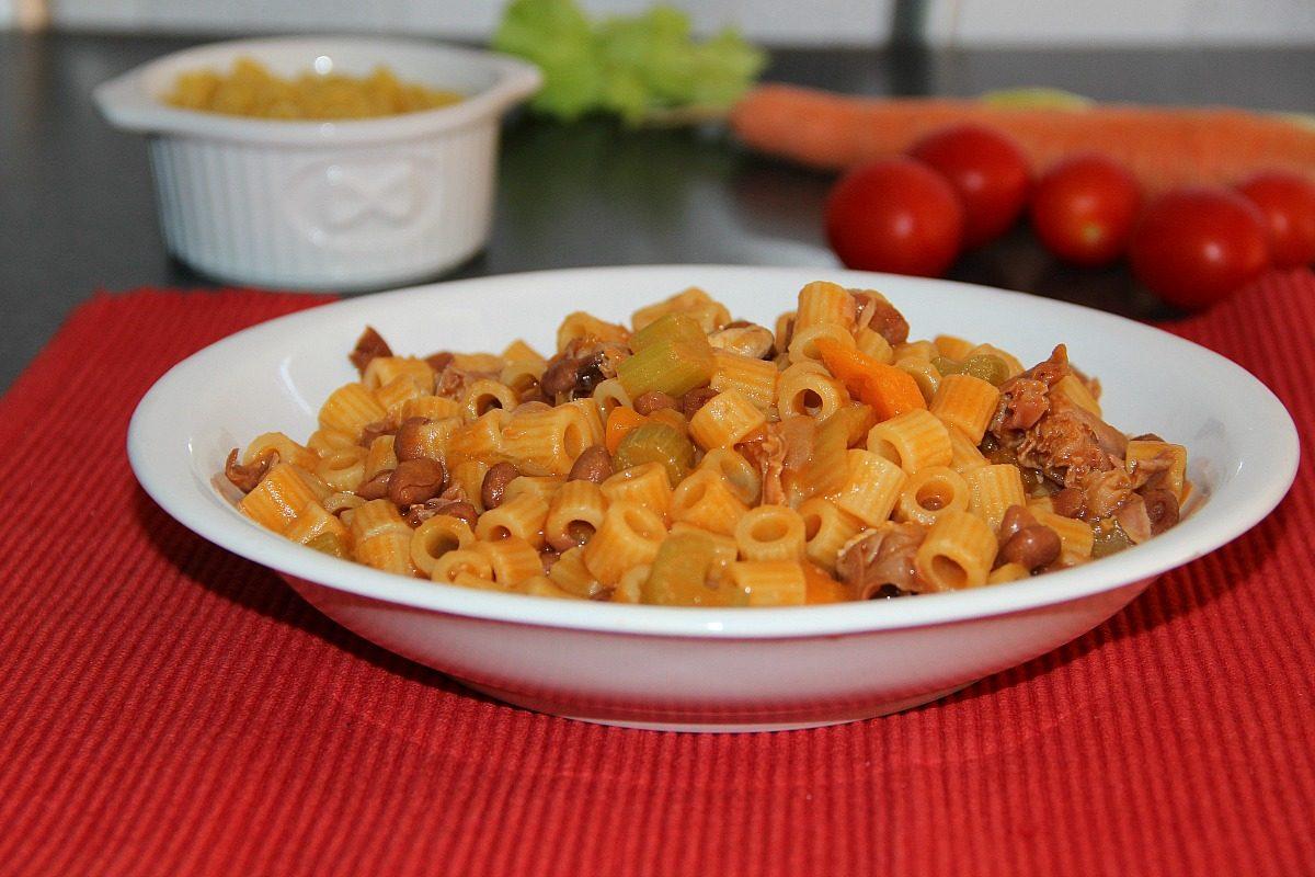Pasta e fagioli: la ricetta spiegata passo passo