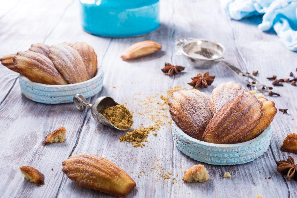 Madeleine: la ricetta originale dei dolcetti francesi di Proust