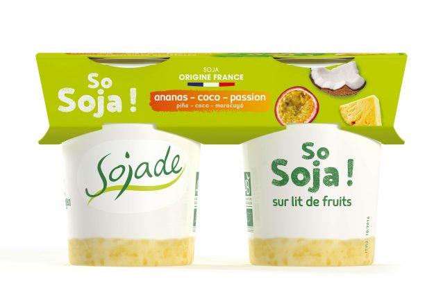 Sojade Ananas–Coco–Passion