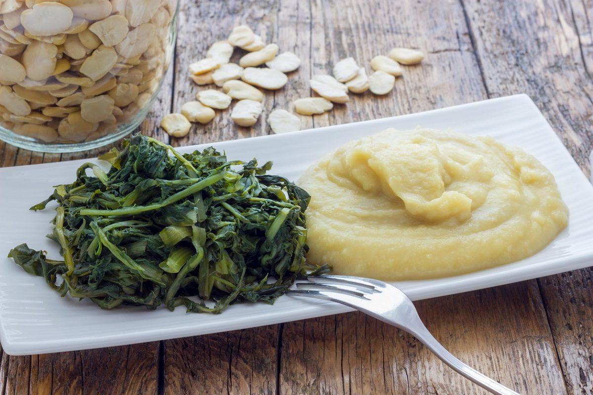 Fave e cicoria: la ricetta del tipico piatto pugliese semplice e genuino