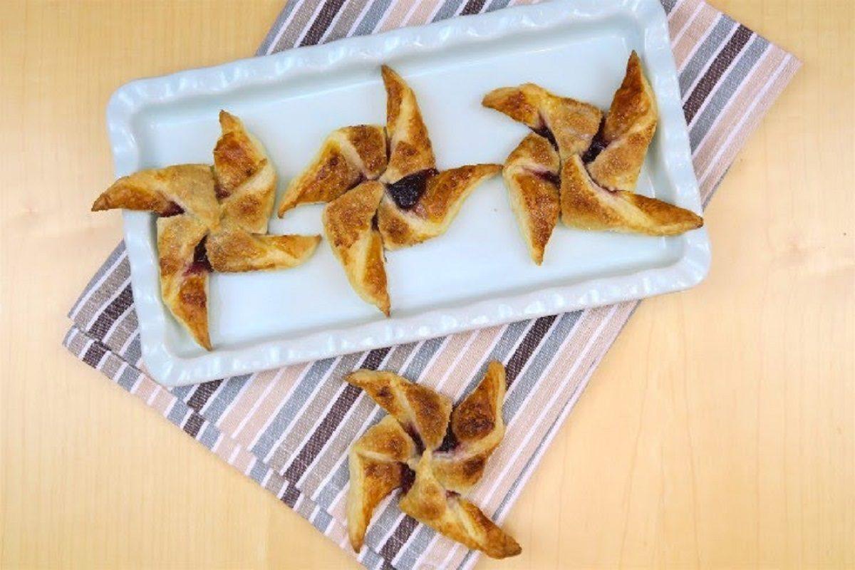 Biscotti girandola: la ricetta dei dolcetti golosi e originali facili da preparare