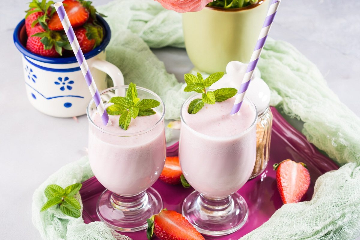 Frappè alla fragola: la ricetta della bevanda fresca dal sapore delicato