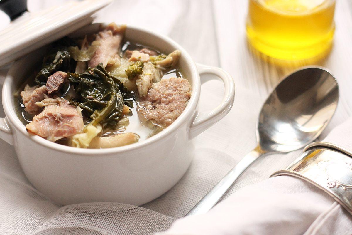 Minestra maritata: la ricetta tradizionale napoletana